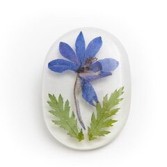 Brooch. Flower Composition